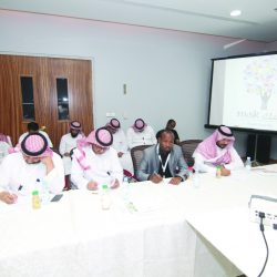 MiSK Foundation train its visitors on the art of writing