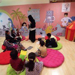 2,100 Children Interact with MiSK Activities