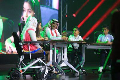 2100 طفل يتفاعلون مع نشاطات مسك الخيرية