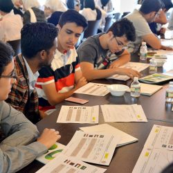 100 Saudis among the top 800 students in the world attend Harvard University