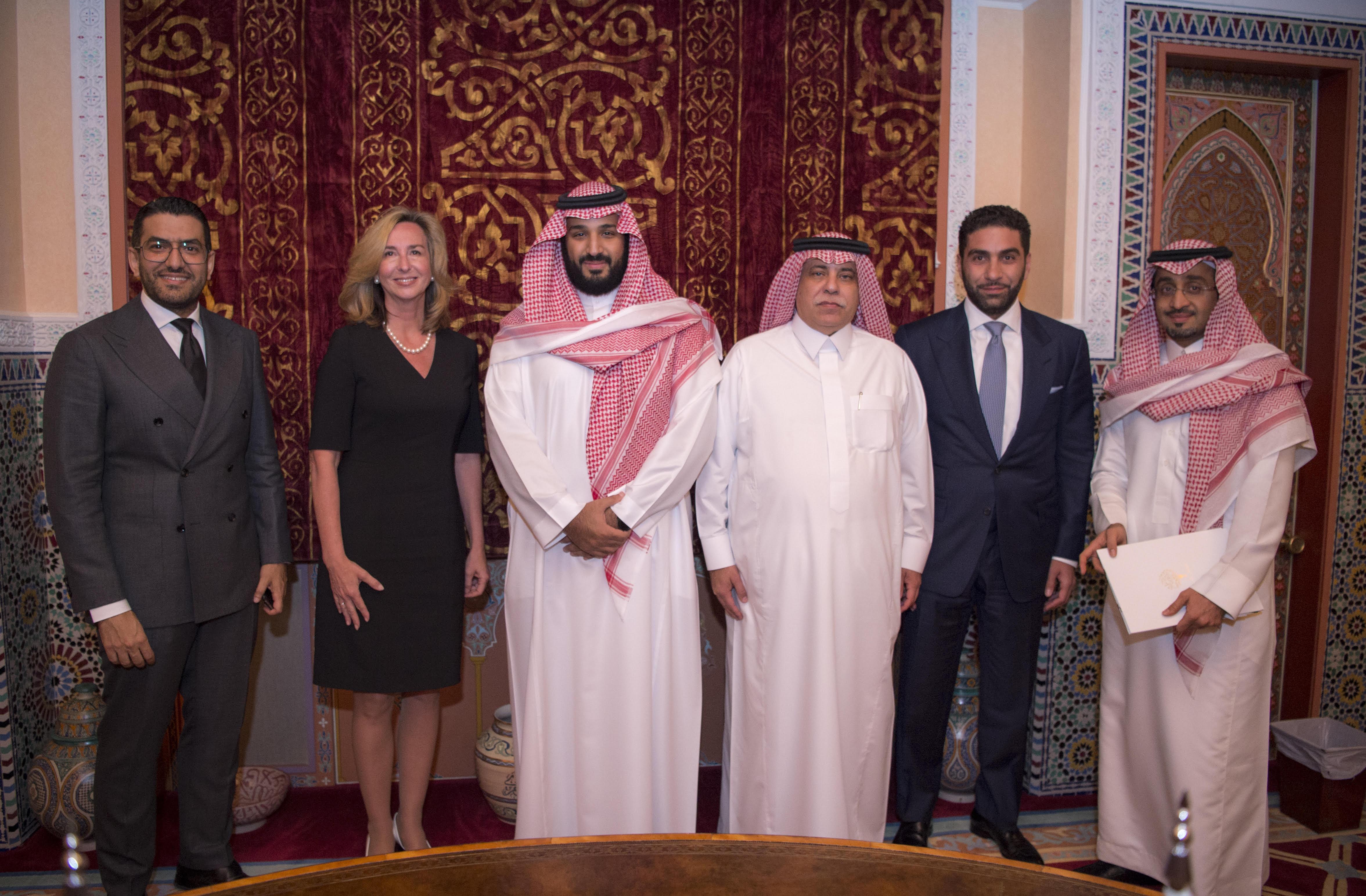 إطلاق كلية الأمير محمد بن سلمان للإدارة وريادة الأعمال مسك الخيرية