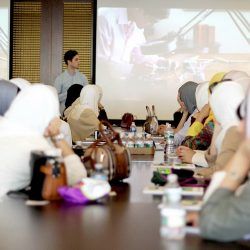 100 Saudi Students Visit World's Leading Consulting Firms