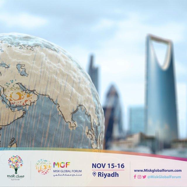 السعودية تحتضن منتدى «مسك العالمي» تحت شعار «القادة الشباب معًا»