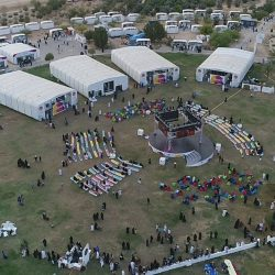 "100 Thousand Visitors at ""MiSK Art"" in 4 Days and Artists Look Forward to Next Session"