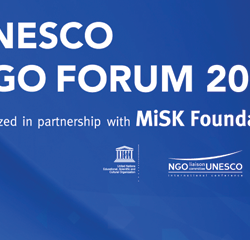 """MiSK Foundation"" Organized NGOs Forum in Riyadh to Shape Youth's Future"