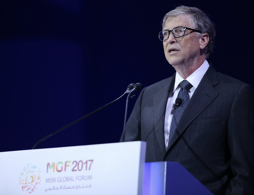 """""""Misk Foundation"""" Launches """"Misk Grand Challenges"""" Initiative in Partnership with Bill & Melinda Gates Foundation"""