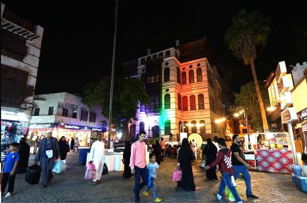 'Misk Historic Jeddah' Revives the Area with 9 Activities